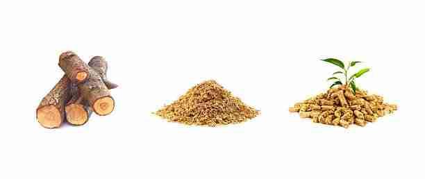 produzione di pellet